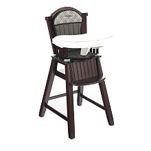 Eddie Bauer Newport Collection Wood High Chair  sc 1 st  Tarau0027s Baby-Momma Blog - WordPress.com & Eddie Bauer Newport Collection Wood High Chair Review | Tarau0027s Baby ...