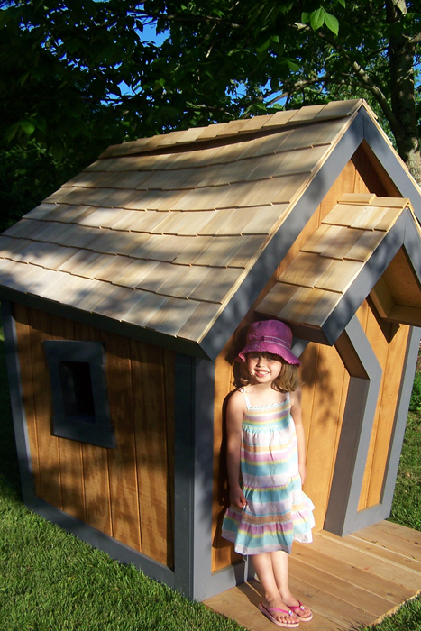 crooked playhouse plans sale